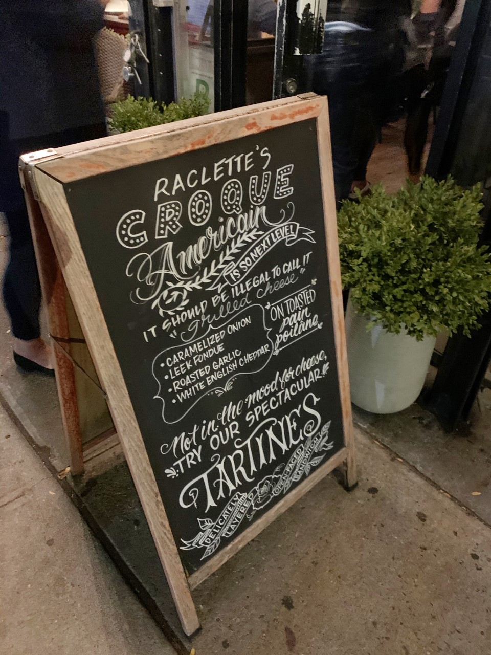What to Do, Eat and See in NYC: Raclette NYC