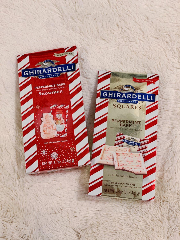 Ghirardelli Chocolate Peppermint Bark