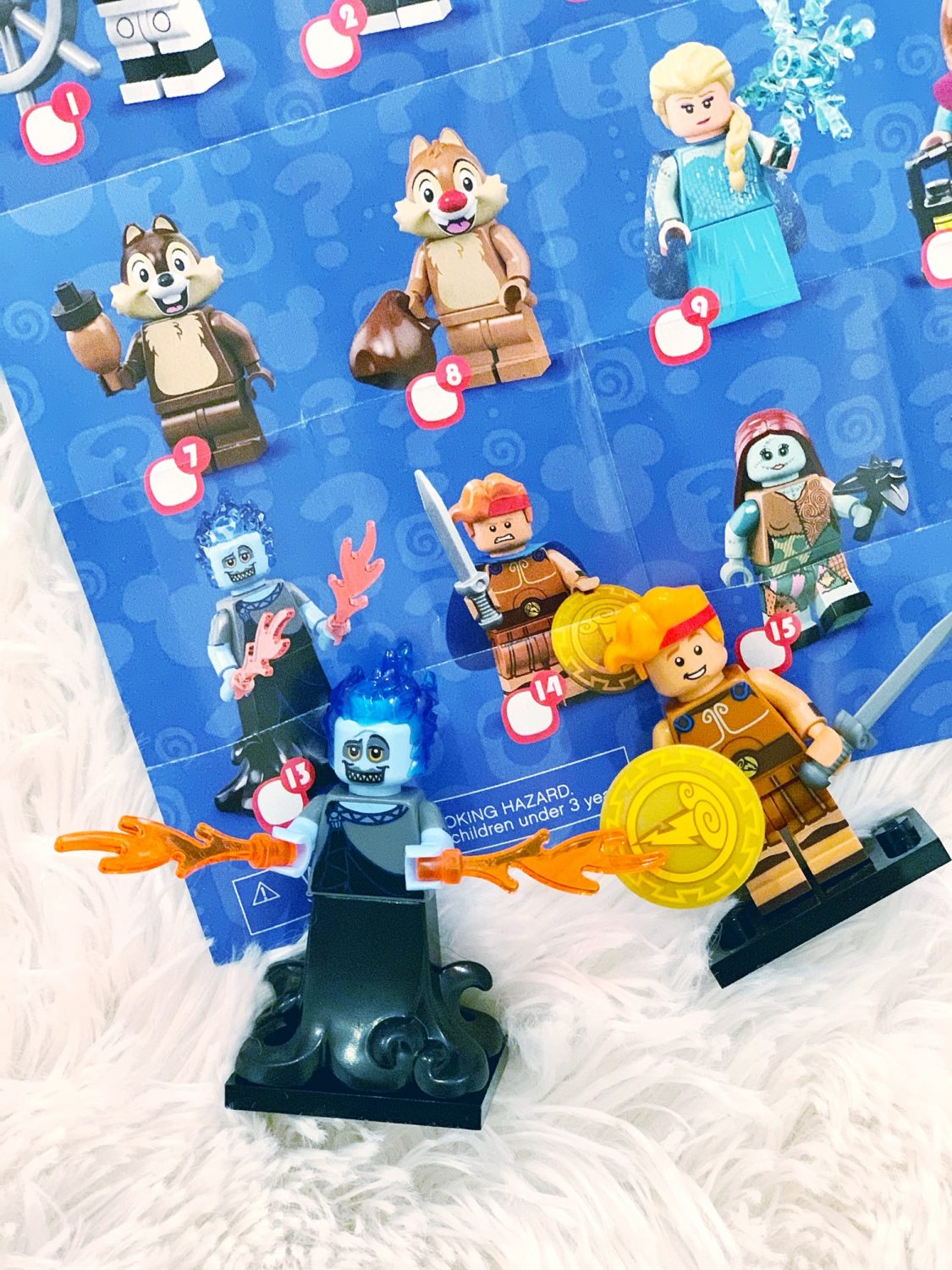 LEGO Disney Minifigures Series 2