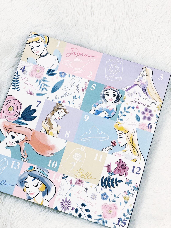 Disney Princess Sock Advent Calendar from Target