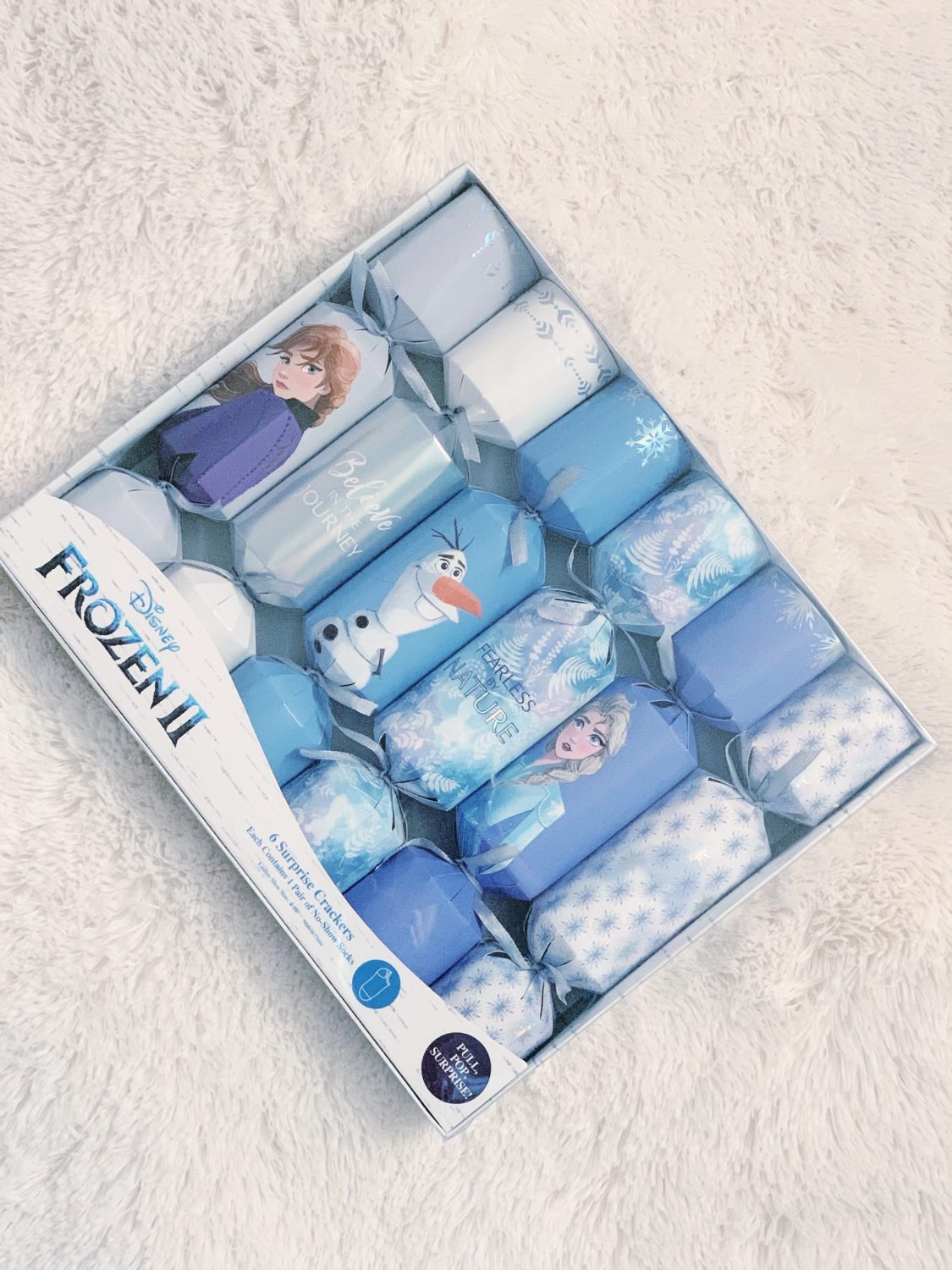 new christmas tradition opening disney sock advent. Black Bedroom Furniture Sets. Home Design Ideas