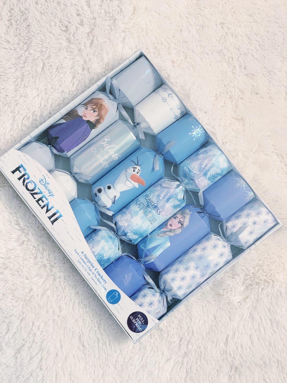 Disney Frozen 2 Sock Advent Calendar from Target