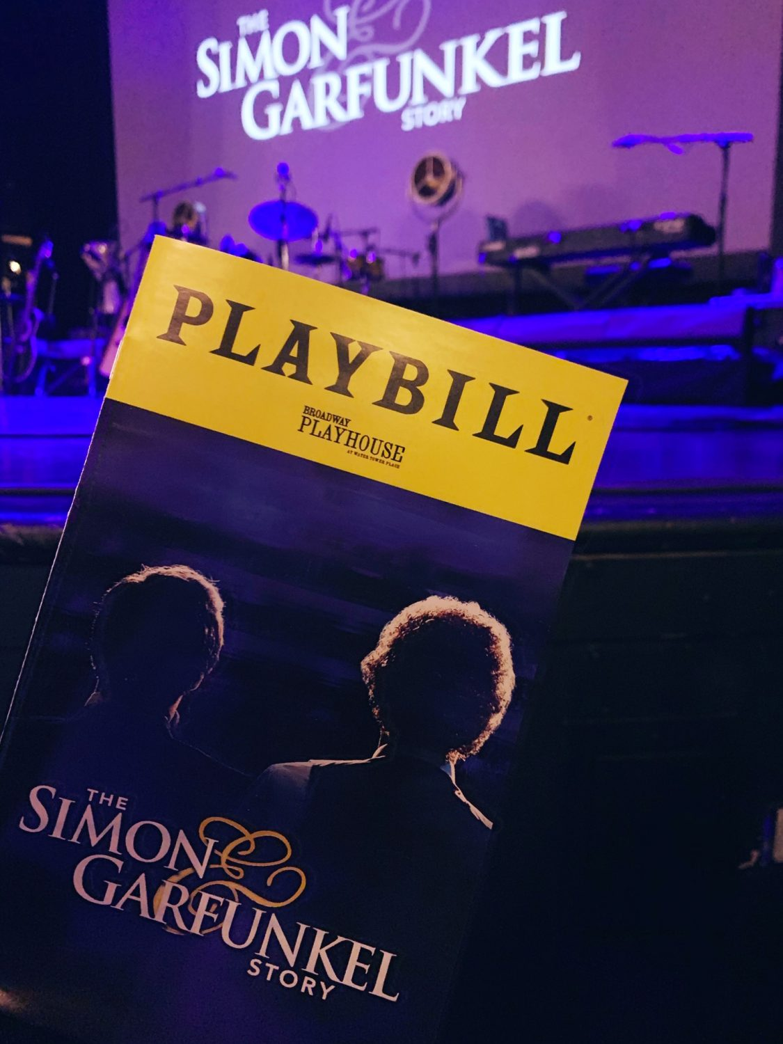 The Simon & Garfunkel Story Broadway in Chicago
