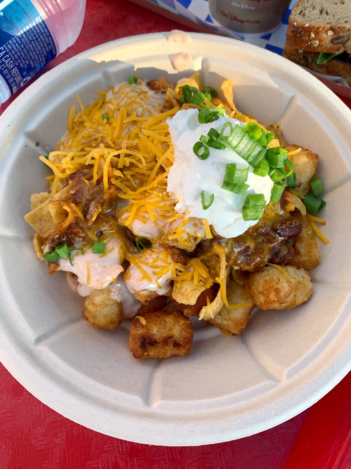 Disney World Woody's Lunch Box Totchos