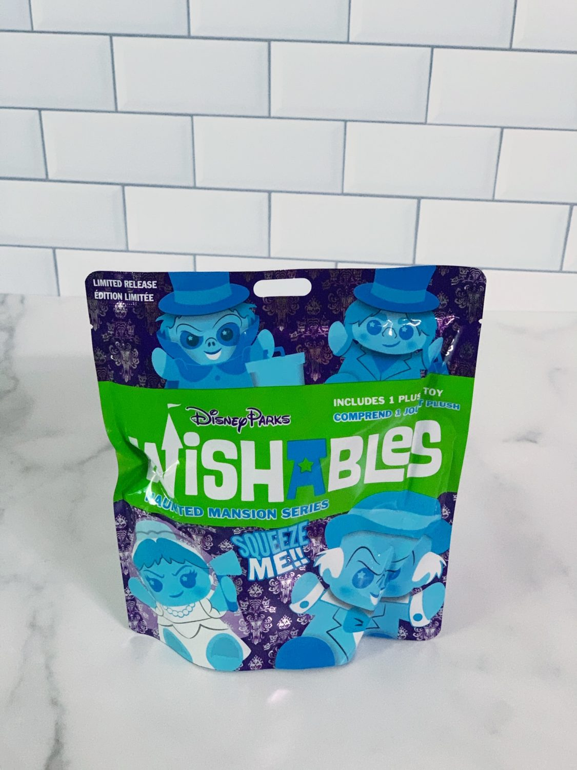 Disney Parks Wishables Haunted Mansion Series