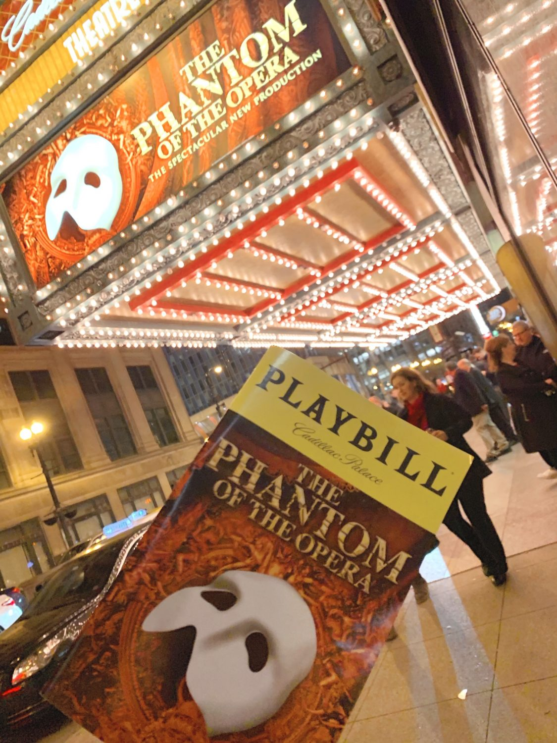 The Phantom of the Opera Broadway in Chicago