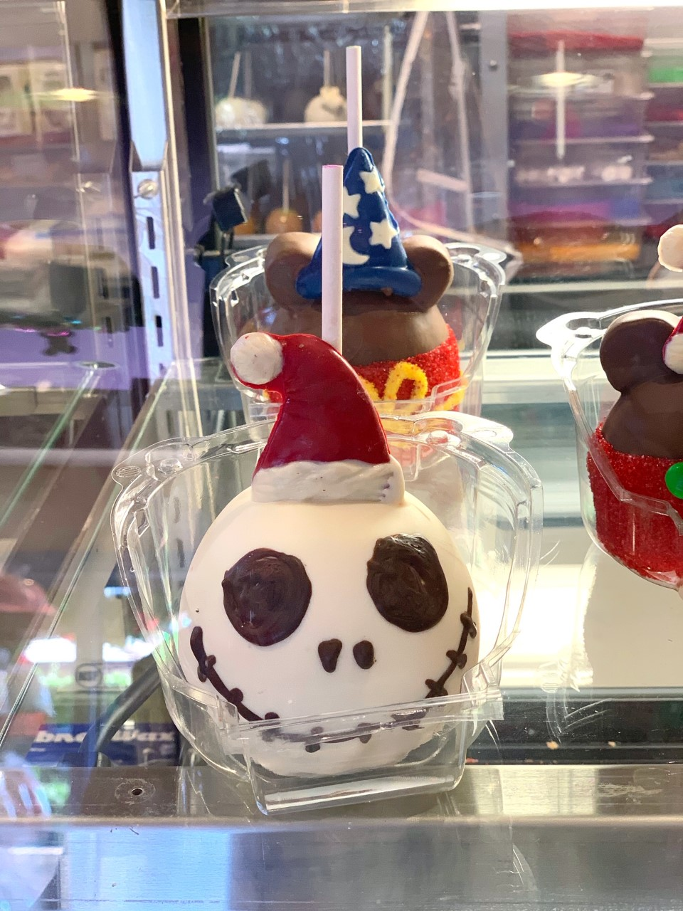 Christmas Treats at Disney World