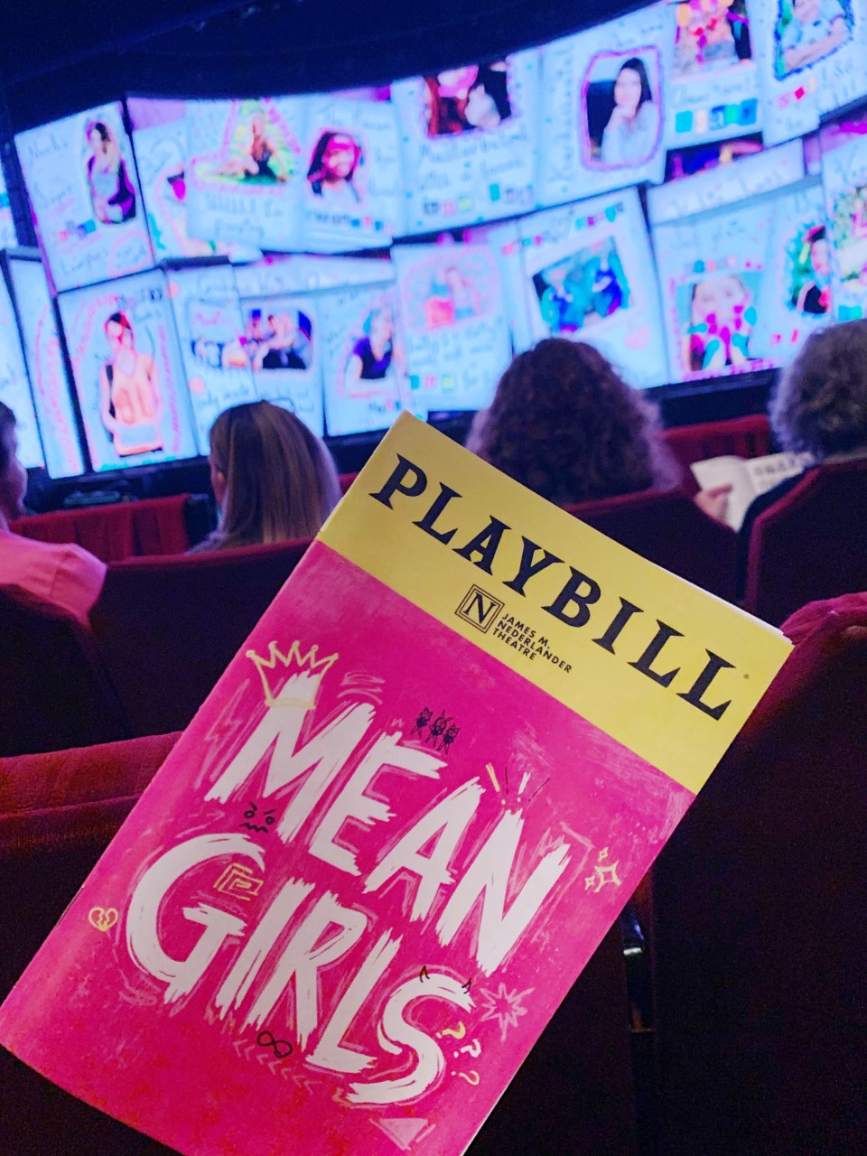 Mean Girls Broadway in Chicago