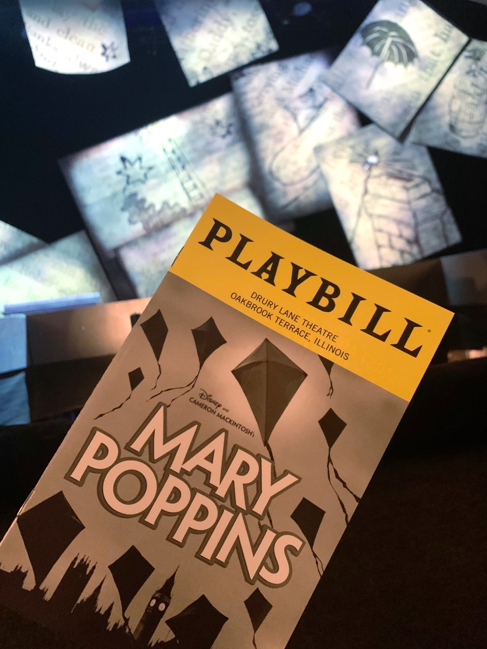 Mary Poppins Drury Lane Theatre