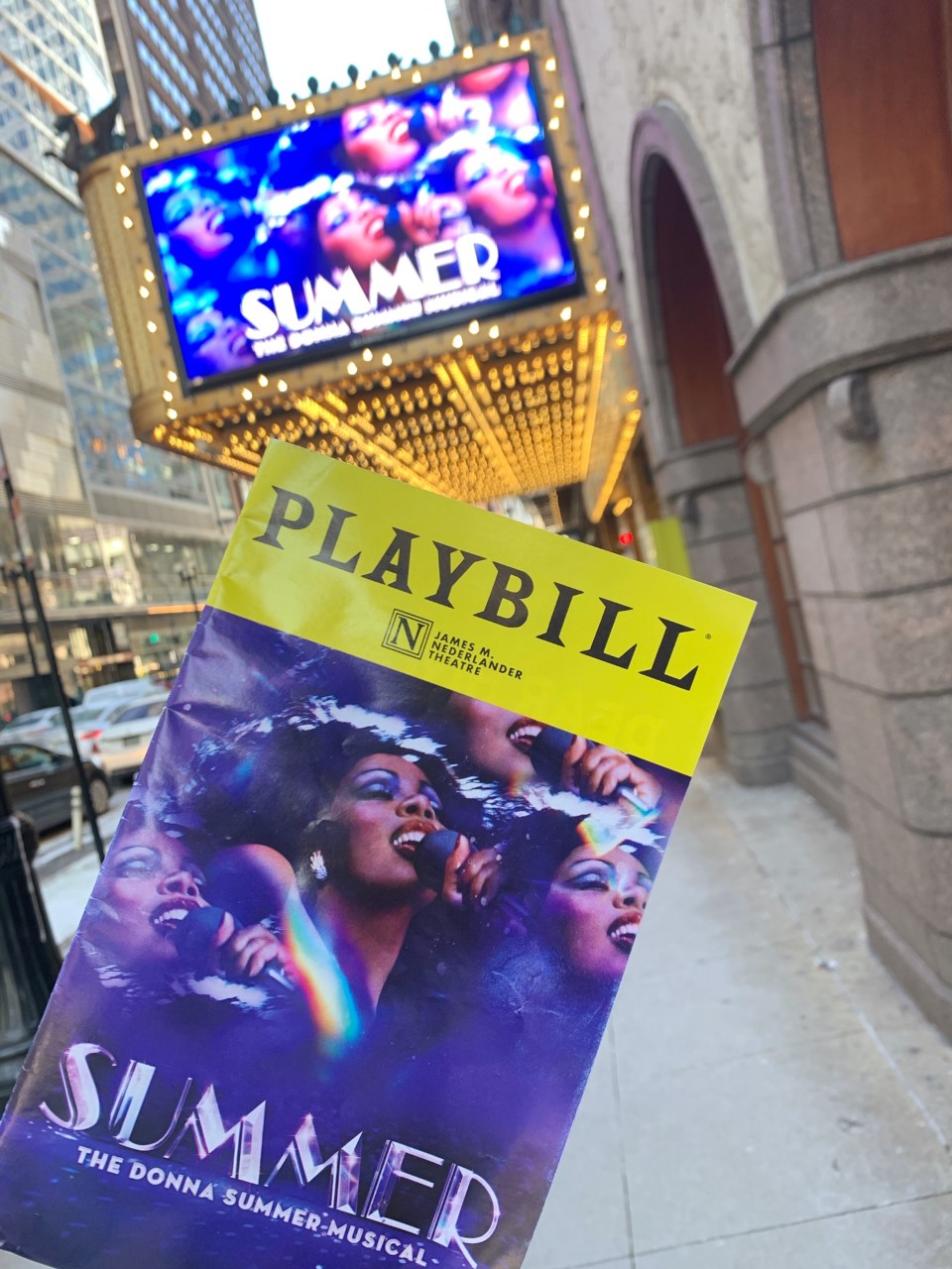Summer: The Donna Summer Musical Broadway in Chicago