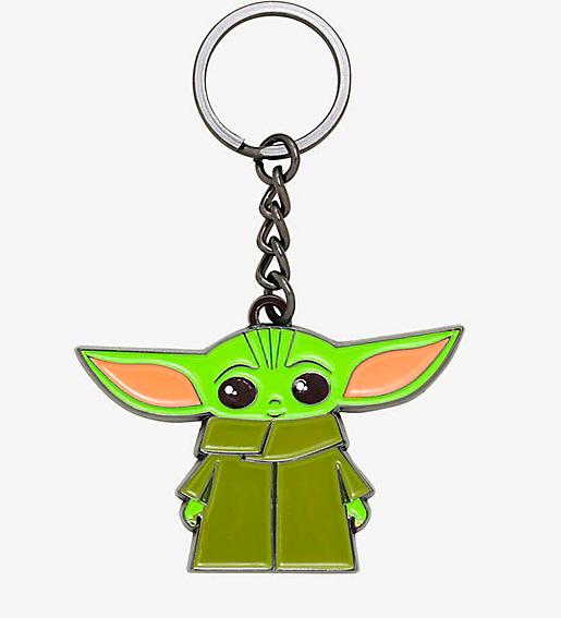 Baby Yoda Merchandise Baby Yoda Keychain Boxlunch