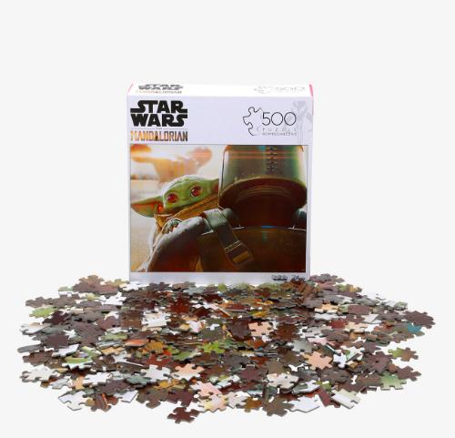Baby Yoda Merchandise Baby Yoda Puzzle