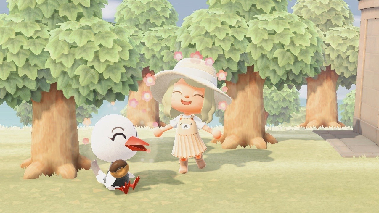 Animal Crossing: New Horizons Piper