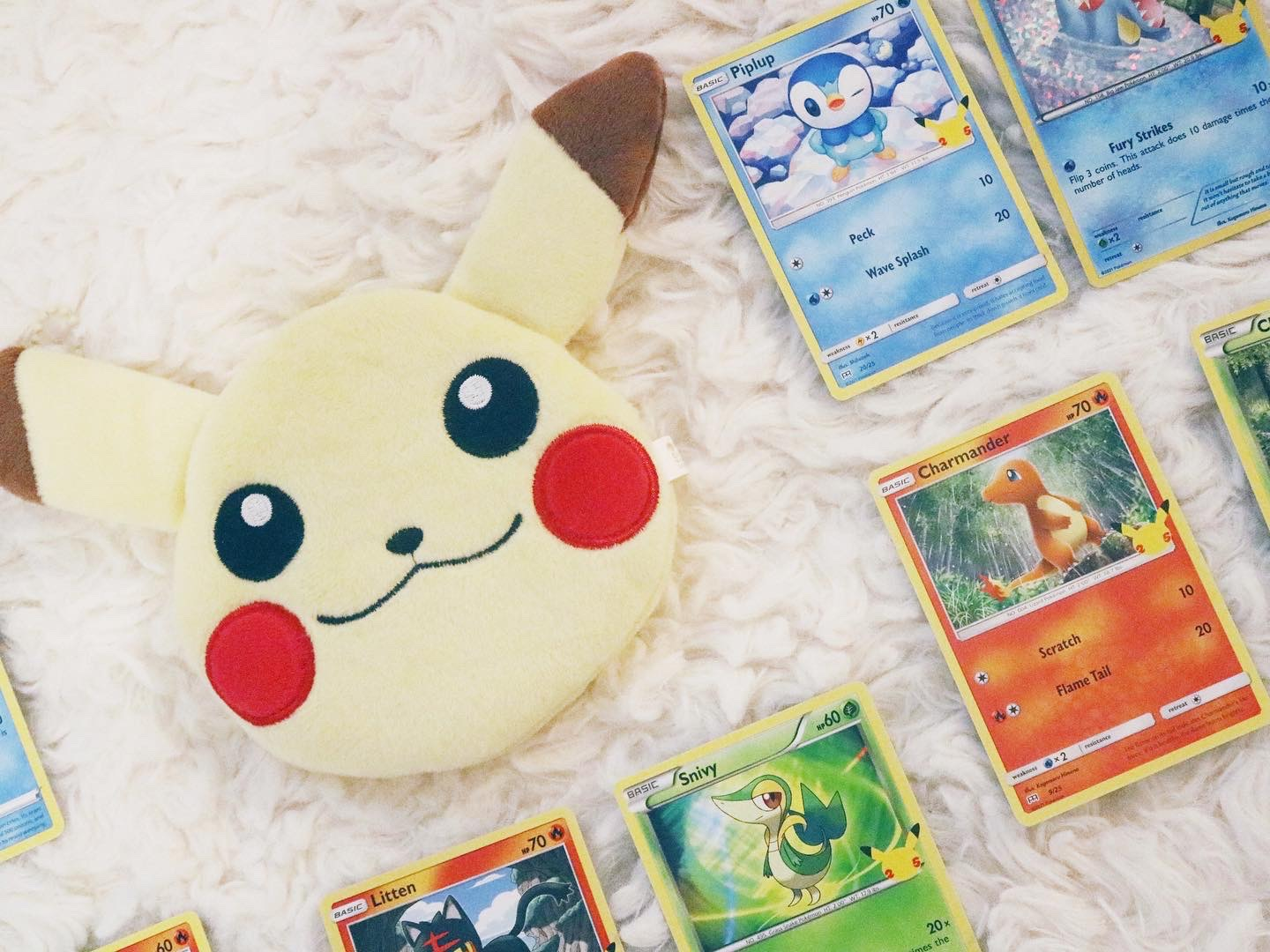 McDonald's Happy Meal Pokemon Cards