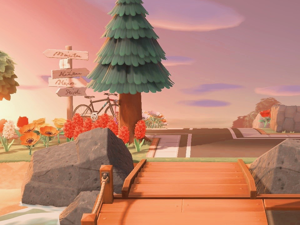 Animal Crossing New Horizons Island Tour