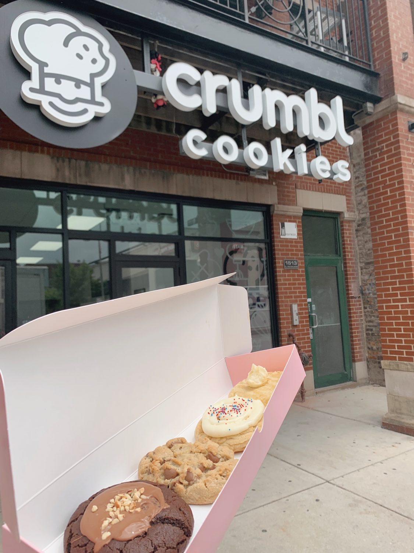 Crumbl Cookies Wicker Park Chicago