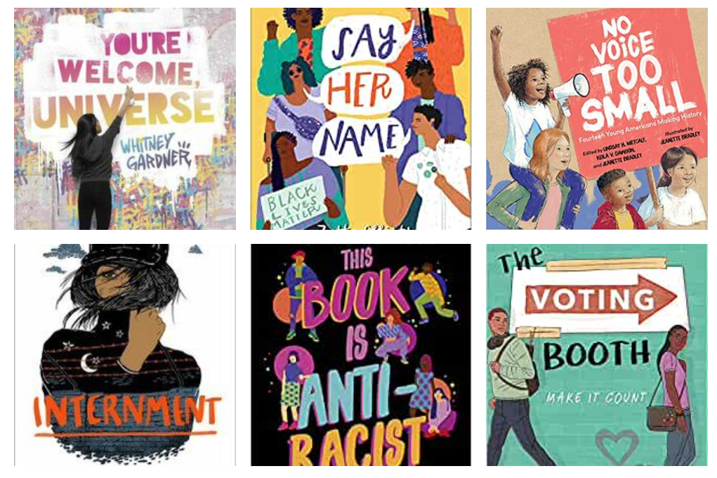 Books about Social Justice for Youth Readers