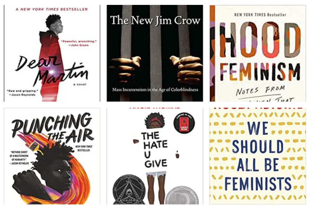 Books about Social Justice for Teen Readers