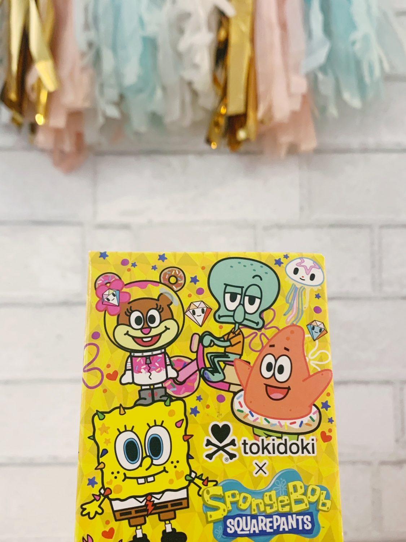 tokidoki SpongeBob SquarePants